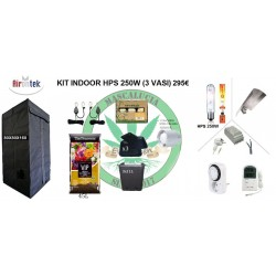 KIT INDOOR COMPLETO CON...